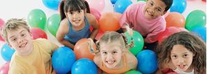 Kids Party Tip: Age Appropriate Entertainment