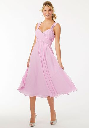 Morilee by Madeline Gardner Bridesmaids 21707 - Morilee by Madeline Gardner Bridesmaids V-Neck Bridesmaid Dress