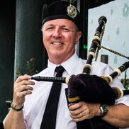Newport Beach, CA Bagpipes | Stephen Wilkinson Highland Bagpiper
