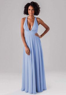 Kennedy Blue Hope V-Neck Bridesmaid Dress