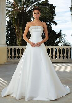 Justin Alexander 88106 Ball Gown Wedding Dress
