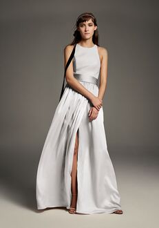 White by Vera Wang Collection Vera Wang Style VW360463 Bridesmaid Dress