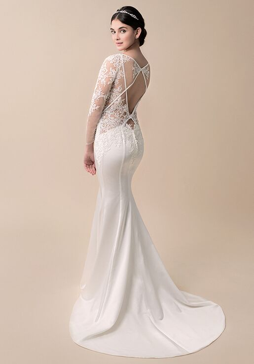 Moonlight Tango T785 Mermaid Wedding Dress