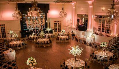 Cescaphe Weddings Reception Venues Philadelphia Pa