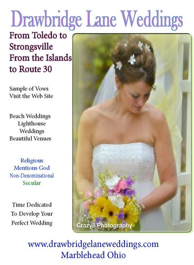 Drawbridge Lane Weddings, Conrad Marsili Officiant