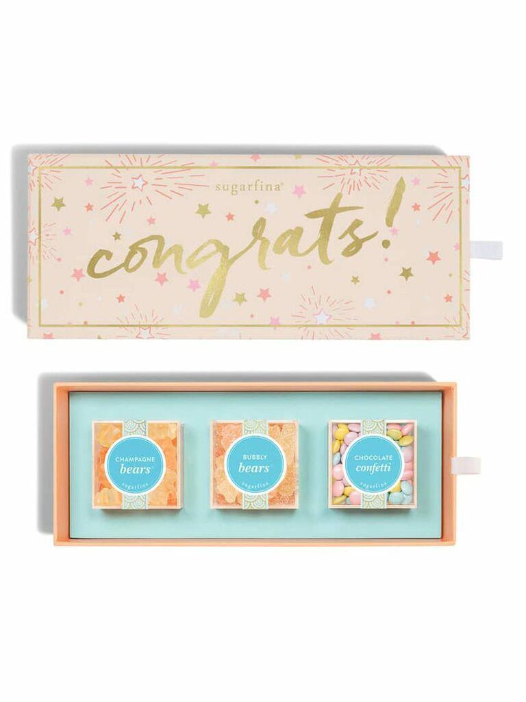 Sugarfina Engaged Friend Candy Gift