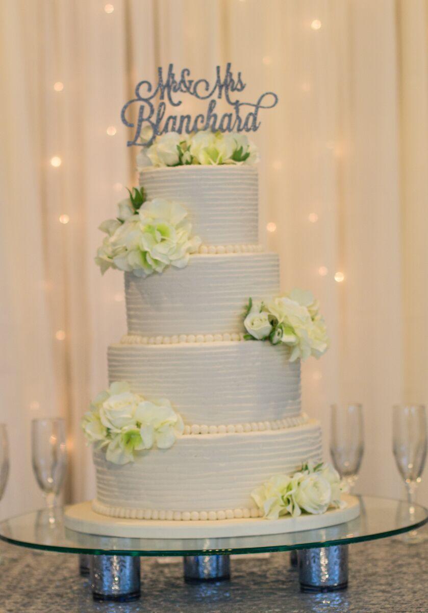 Wedding Cake Bakeries In Baton Rouge La The Knot