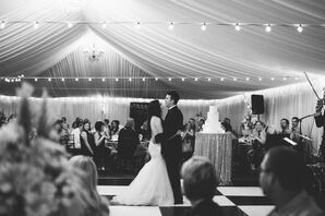 First Dance at Blue Lakes Country Club