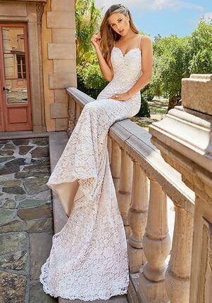 Moonlight Collection J6542 Sheath Wedding Dress