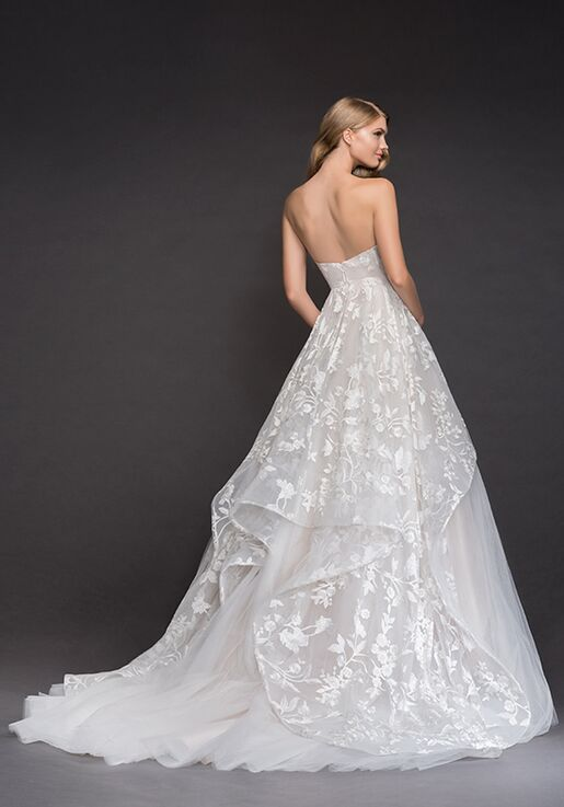 By Hayley Paige 1800 Lulu Wedding Dress