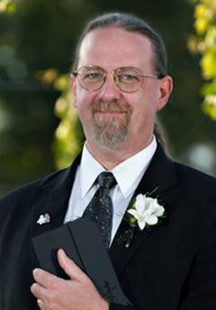 Rich Cowley, Wedding Minister