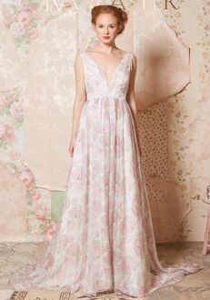 Ivy & Aster Love in Bloom A-Line Wedding Dress
