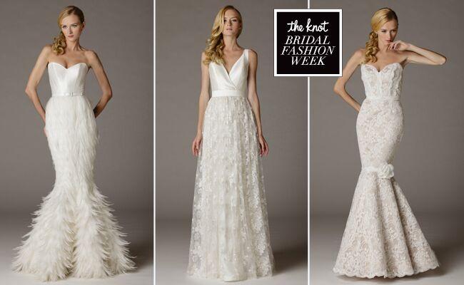 Aria Wedding Dresses Fall 2017 Blog Theknot