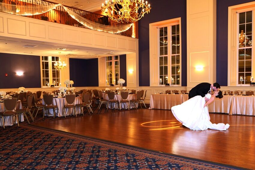 The Grand Ballroom by McHale's Events and Catering