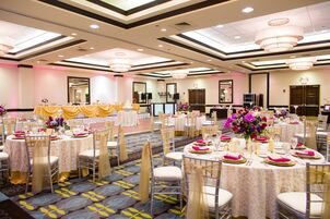 Wedding reception venues in st louis mo the knot crowne plaza saint louis airport junglespirit Choice Image