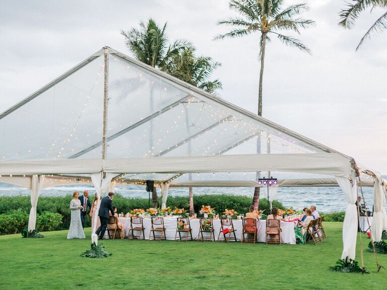 Montage Kapalua Bay Hawaii Destination Wedding