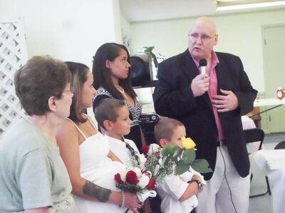Reverend Bill Schulhoff