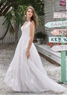 Lillian West 66043 A-Line Wedding Dress