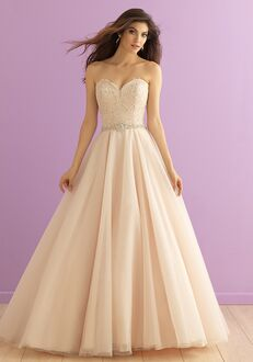 Allure Romance 2915 A-Line Wedding Dress
