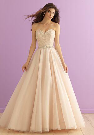 Allure Romance 2915 A-Line Wedding Dress