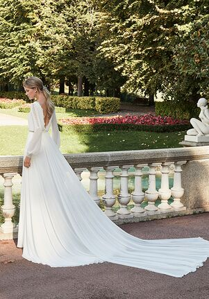Aire Barcelona NAMIR Sheath Wedding Dress