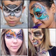 Lindenhurst, NY Face Painting | Fabulous Faces by Kellie