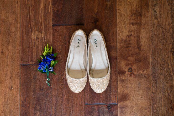 Ivory Bridal Flats