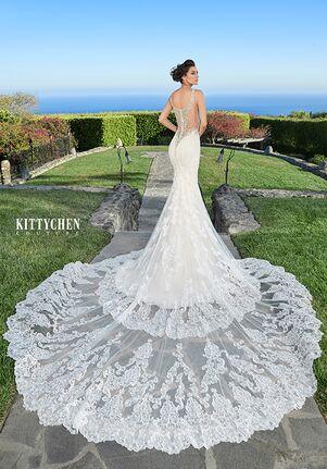 KITTYCHEN Couture RILEY K1723 Sheath Wedding Dress