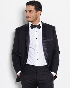 The Black Tux The Beardsley Outfit Black Tuxedo