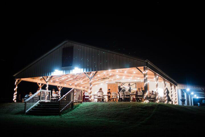 The Big White Barn | Reception Venues - Decatur, TX