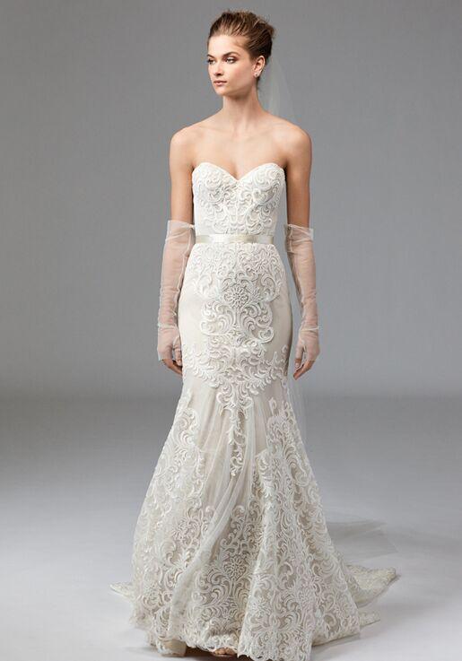 Watters Brides Alice 1077b Mermaid Wedding Dress