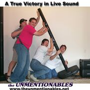 Redding, CA Cover Band | the UNMENTIONABLES
