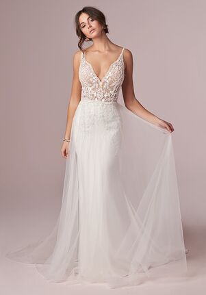Rebecca Ingram CARMEN Sheath Wedding Dress