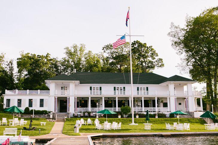 Lake Hopatcong Yacht Club Wedding Venue In New Jersey