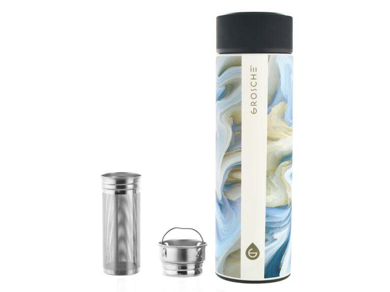 Sleek tea and water infuser gift idea