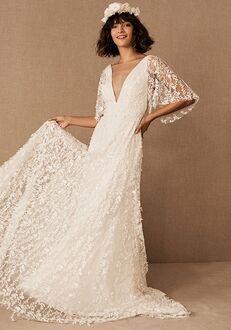 BHLDN Lourdes Gown A-Line Wedding Dress