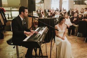 Serenade From Groom to Bride