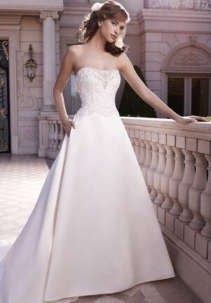 Casablanca Bridal 2130 Ball Gown Wedding Dress