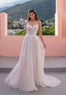 WHITE ONE BLUEMINK Ball Gown Wedding Dress