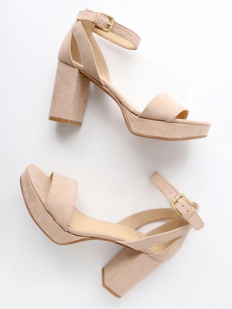 Comfortable Wedding Reception Shoes Comfortable Heels