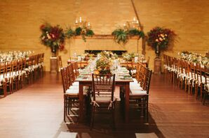 Linden Place Carriage House Ballroom Reception