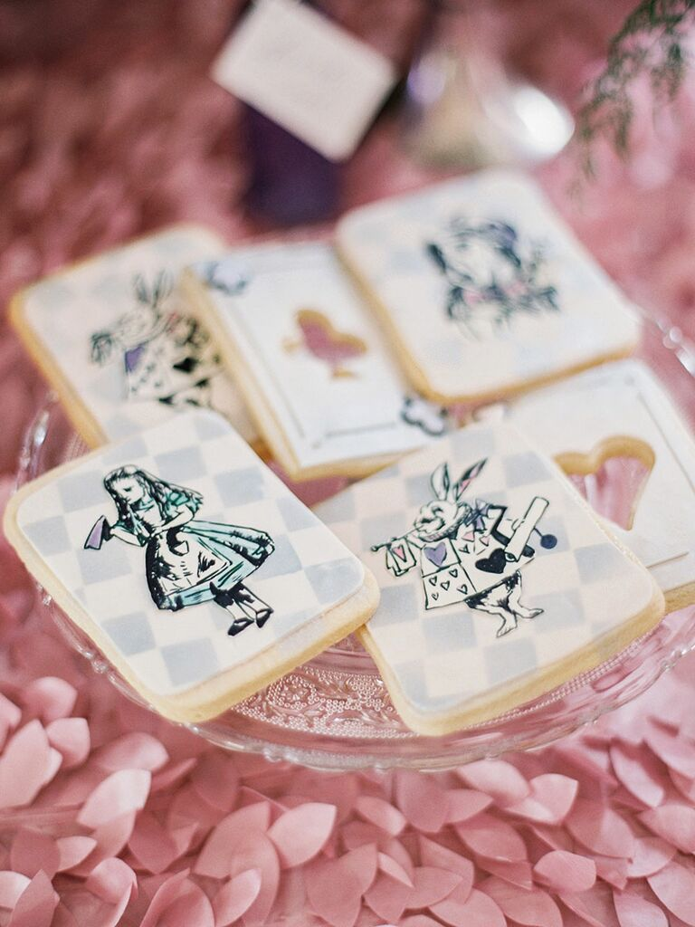 Wedding Cookie Dessert Ideas