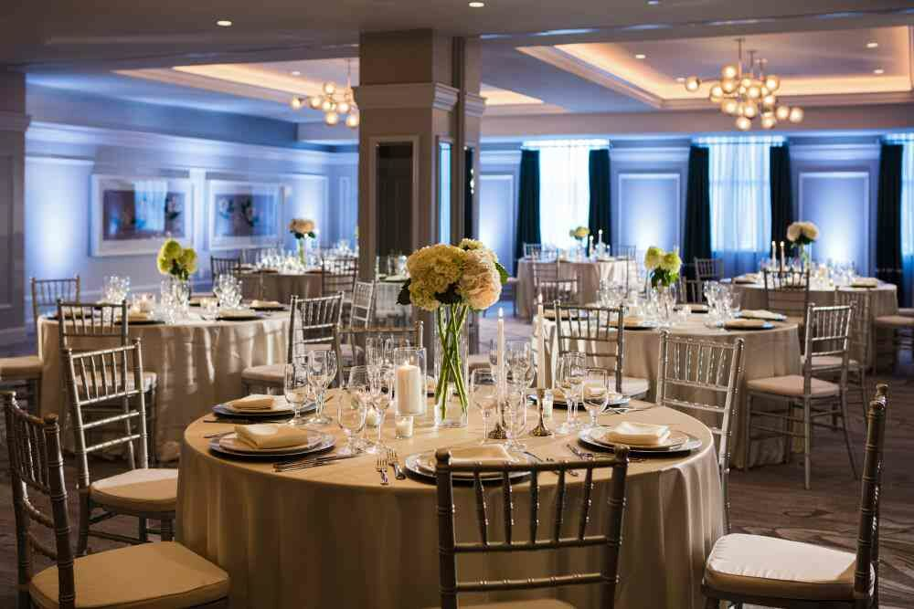The Kimpton Cardinal Hotel Reception Venues Winston Salem Nc