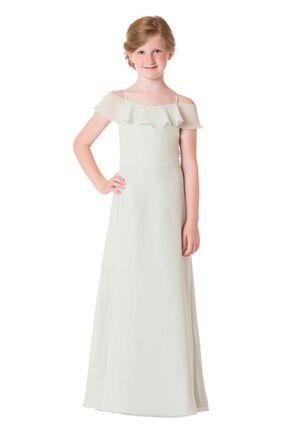 Bari Jay Bridesmaids 1730-JR Off the Shoulder Bridesmaid Dress