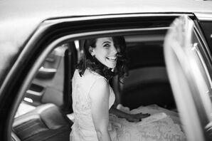 Limousine Wedding Ceremony Bride Transportation