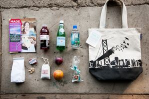 San Francisco Welcome Bag