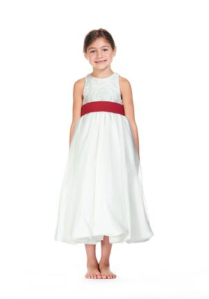 Bari Jay Flower Girls F0318 Ivory Flower Girl Dress