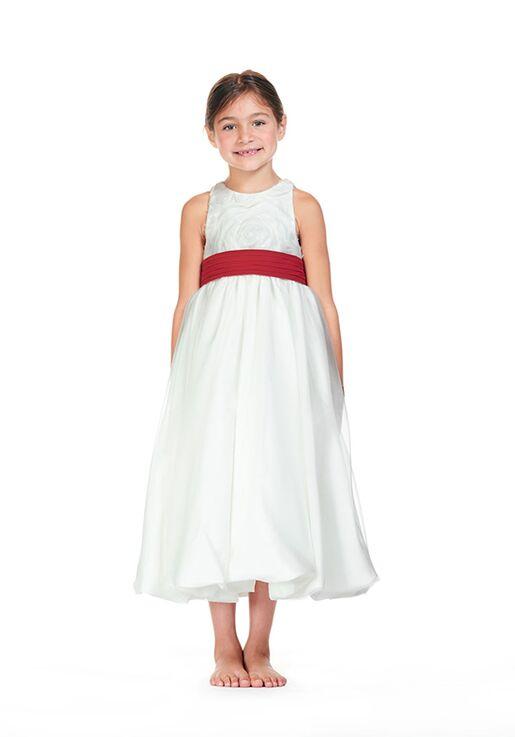 Bari Jay Flower Girls F0318 Ivory Flower Girl Dress