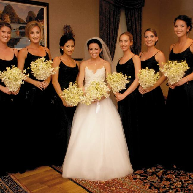 Wedding Gowns Houston Tx: Misty & Adam: A Luxury Wedding In Houston, TX