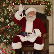 Greenville, SC Santa Claus | Santa David